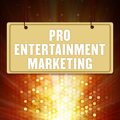 pro entertainment mktg